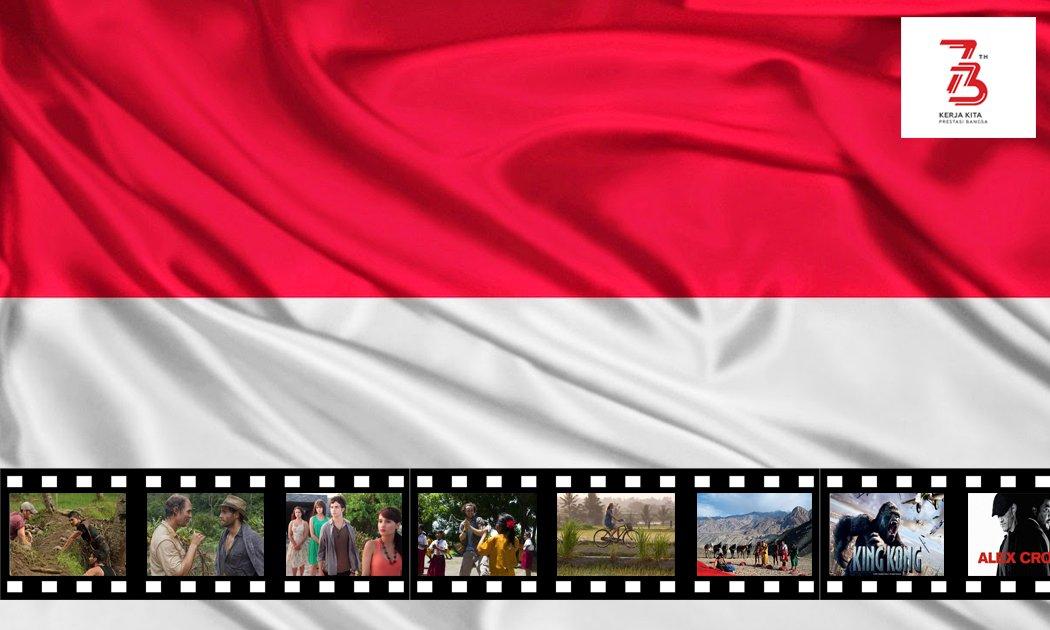 WONDERFUL INDONESIA: 8 Film Hollywood Berlatar Negeri Kita