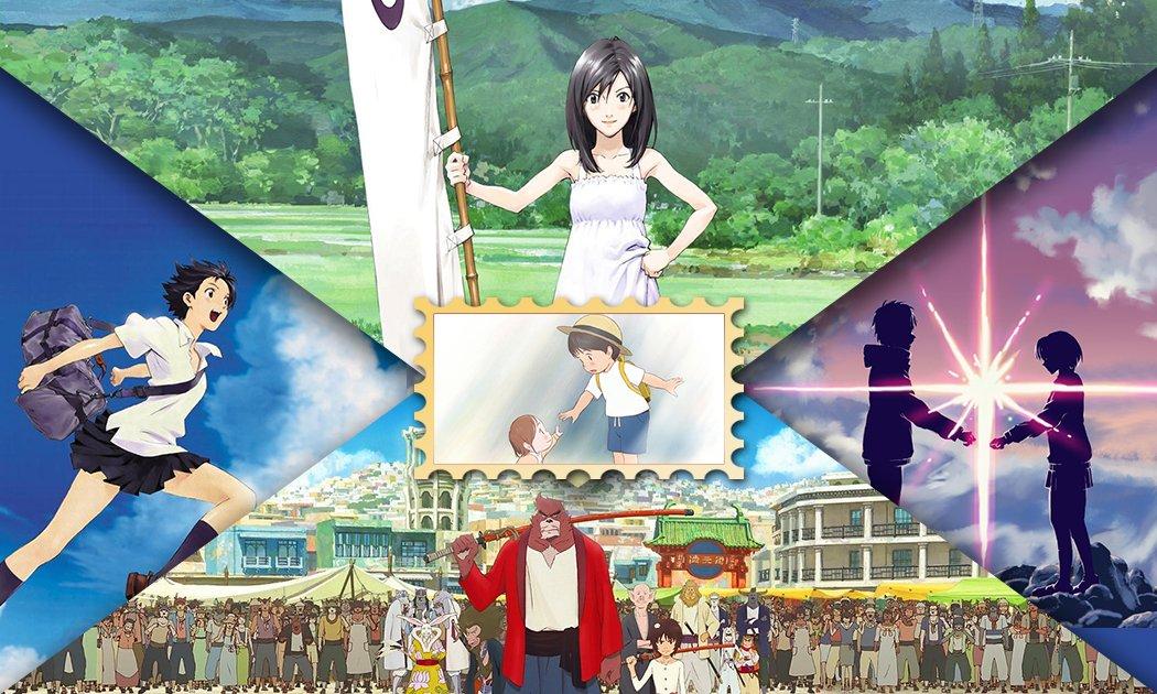 CharMingの映畫手帳:跳躍吧!五部不只是穿越的經典日本動畫