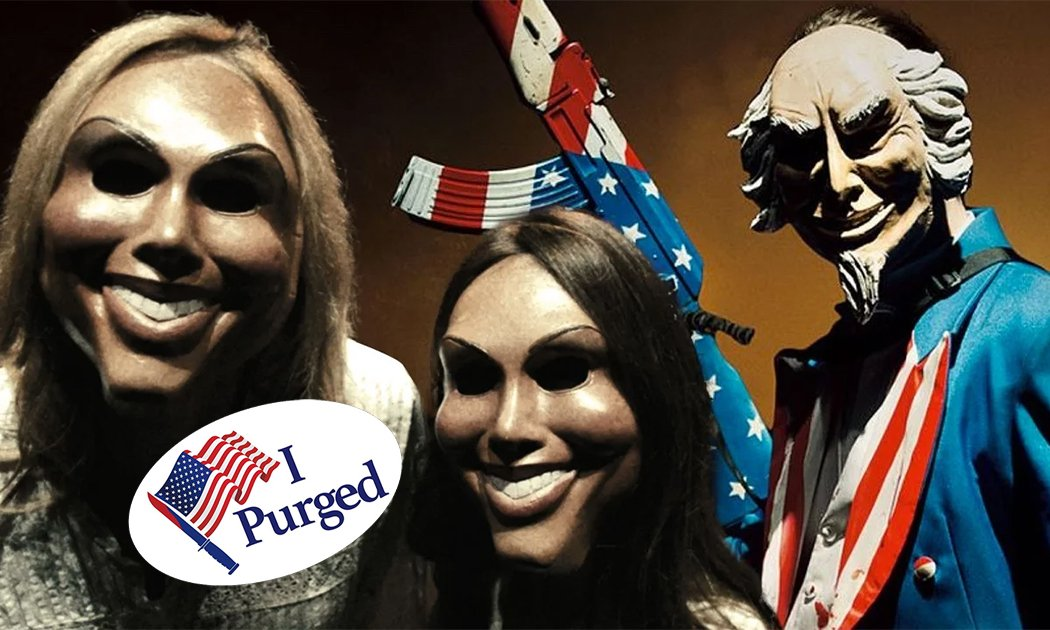 The First Purge: Digging into The Past