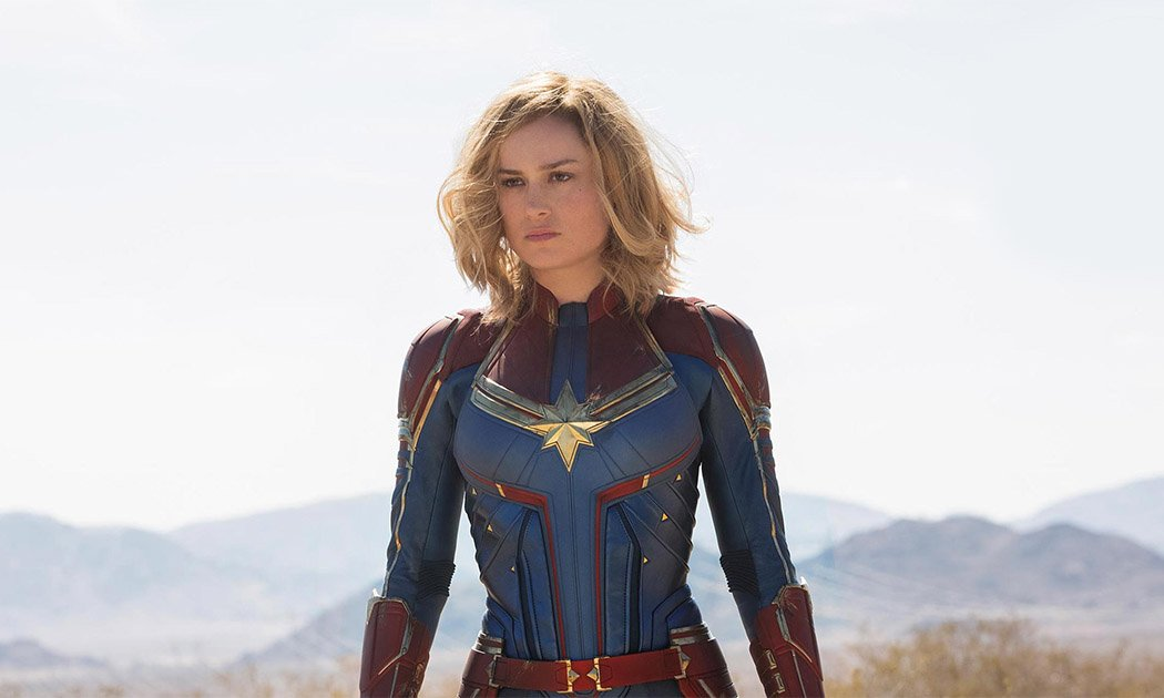 Five Things We Learnt about Captain Marvel So Far