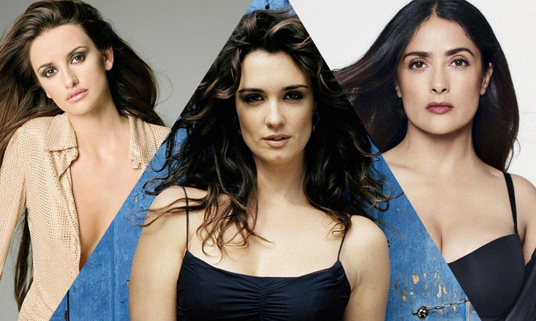 7 Aktris Latin Terseksi yang Panaskan Hollywood