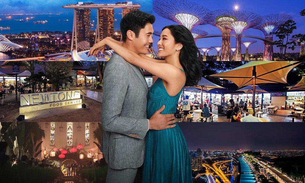 想當一日《瘋狂亞洲富豪》?新加坡地陪導覽6大經典場景