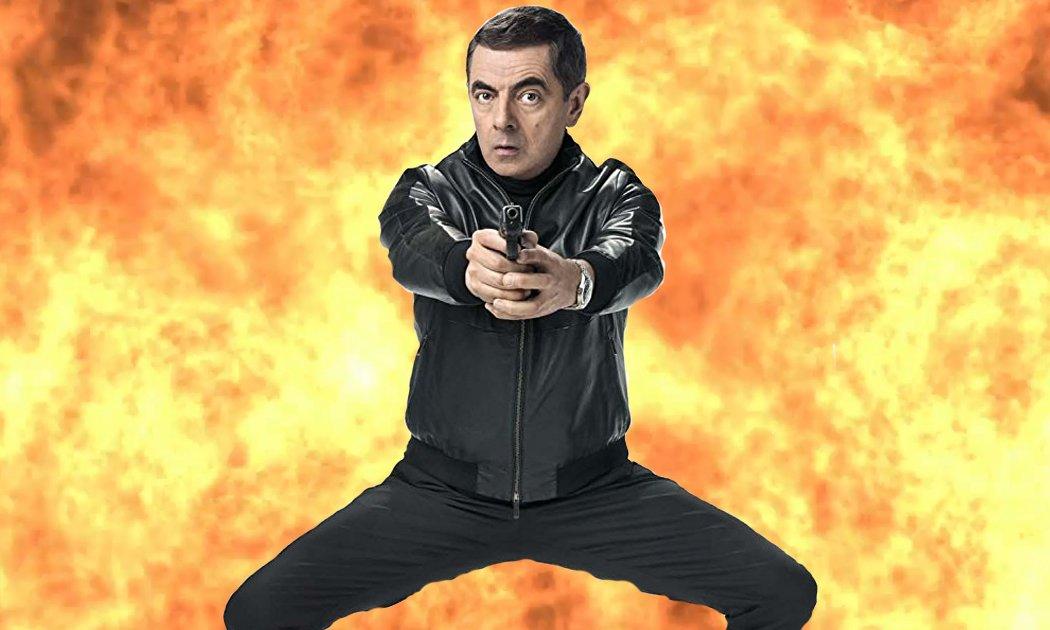 ROWAN ATKINSON, 'Spy' Sekonyol Mr. Bean dan Seseru Mr. Bond!