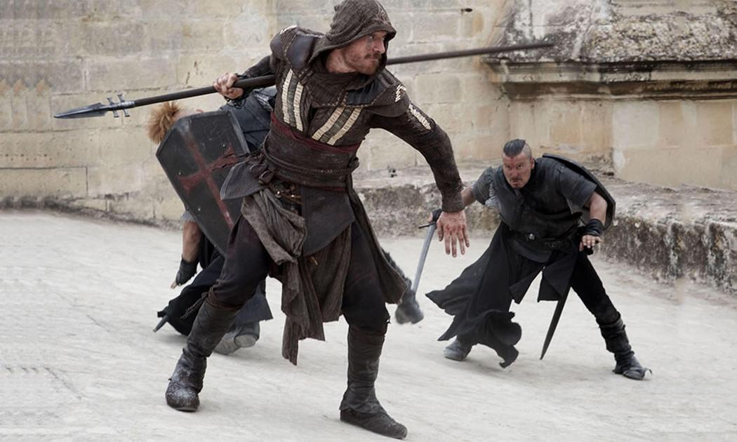 《刺客教條》釋全新幕後花絮 「萬磁王」飛簷走壁露猛肌
