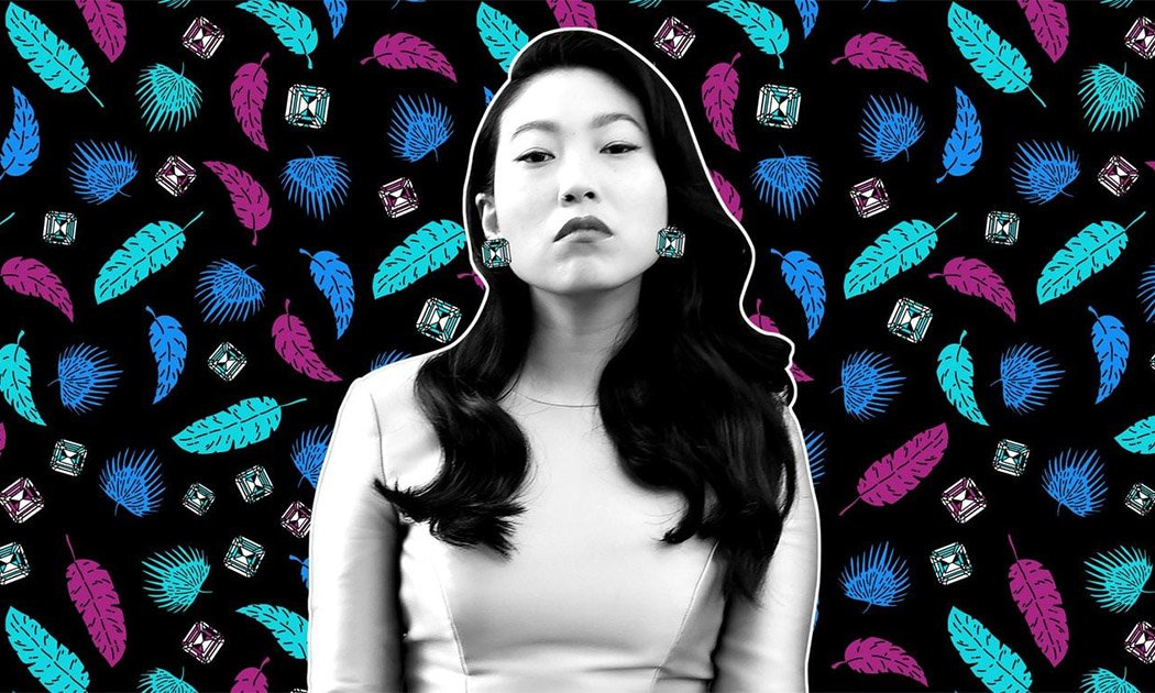 Who the F is Awkwafina?