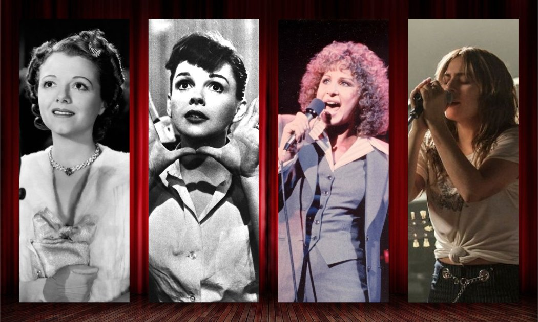 A Star is Born: A Version for Every Generation