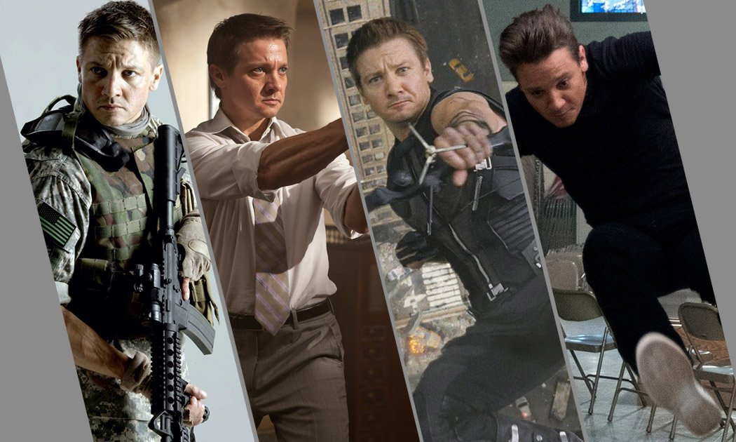 The Evolution of Jeremy Renner