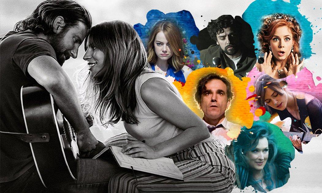 《一個巨星的誕生》聽不夠?盤點7個歌喉讚的好萊塢戲精