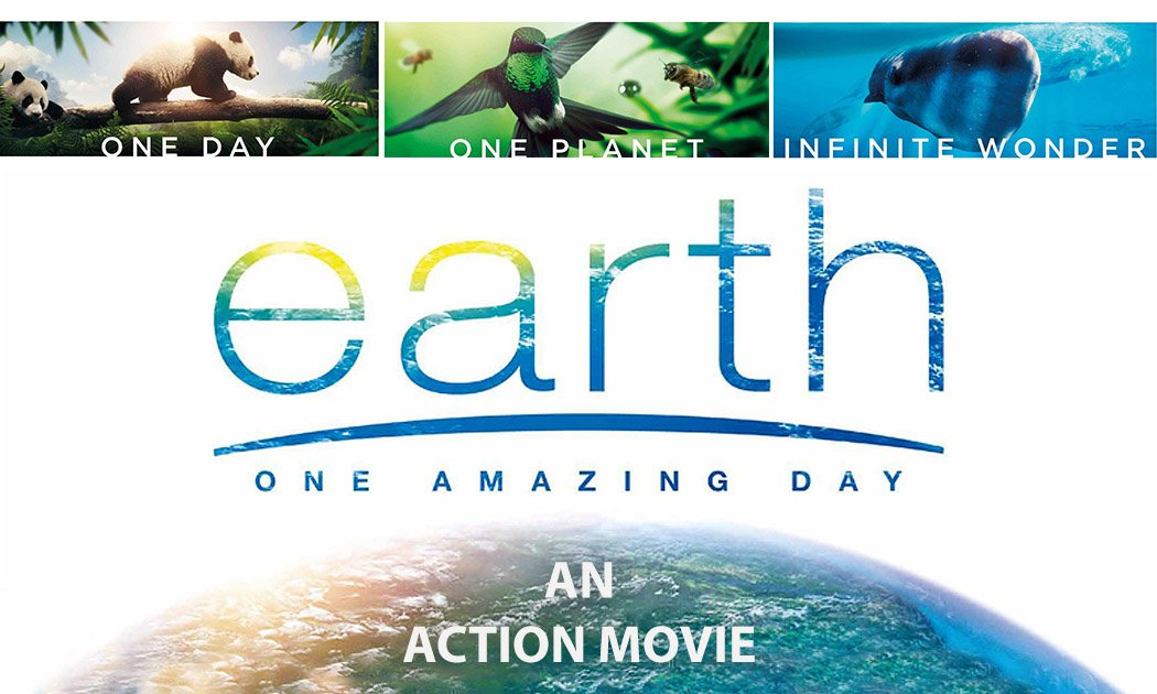 Why Earth: One Amazing Day is Actually an Action Movie