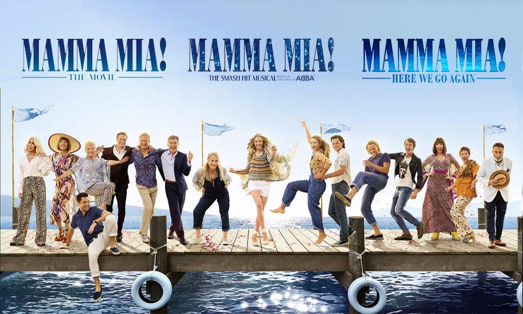 Mamma Mia!- Screen Vs Stage