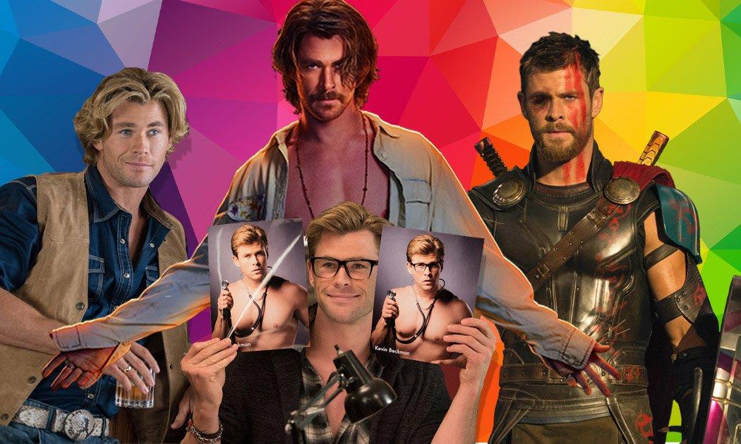 Chris Hemsworth- From Superhero to Super Funny