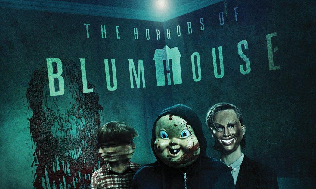 Serunya Malam Halloween Bareng Blumhouse