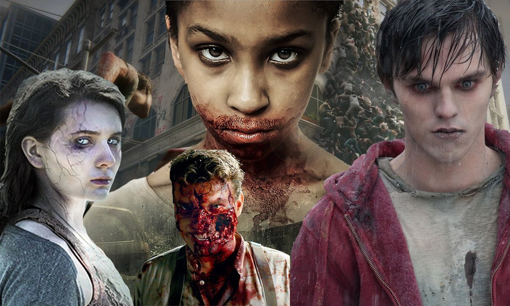 5 Types of Zombies in Movies
