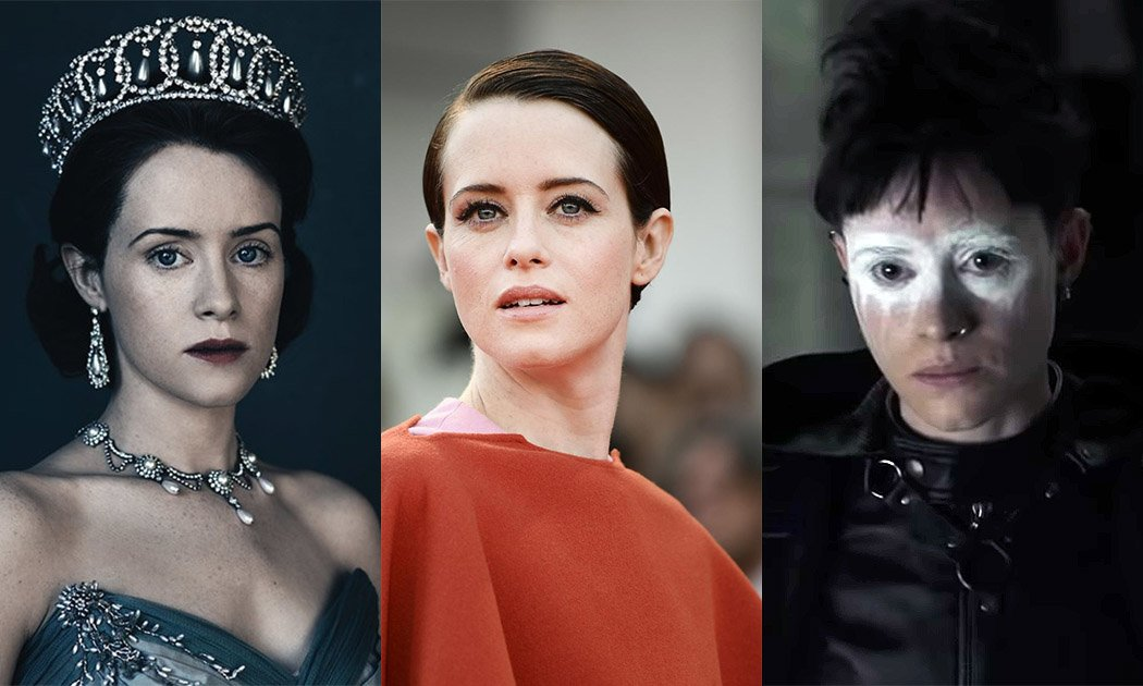 Claire Foy: Trading the Crown for Dragon Tattoos