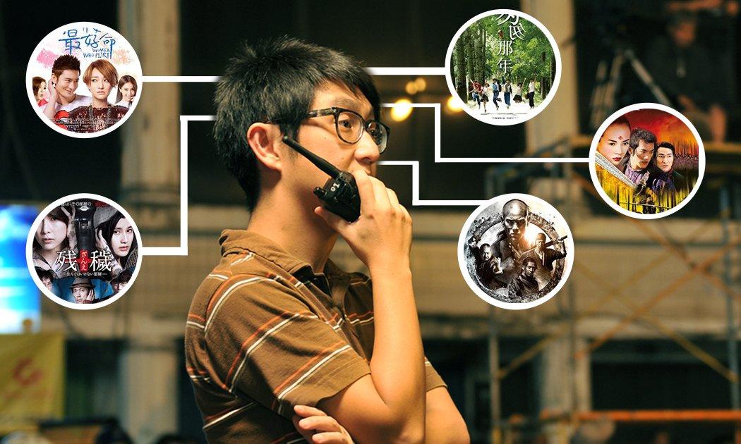 5 Film Mandarin Pilihan AWI SURYADI, Sutradara DANUR