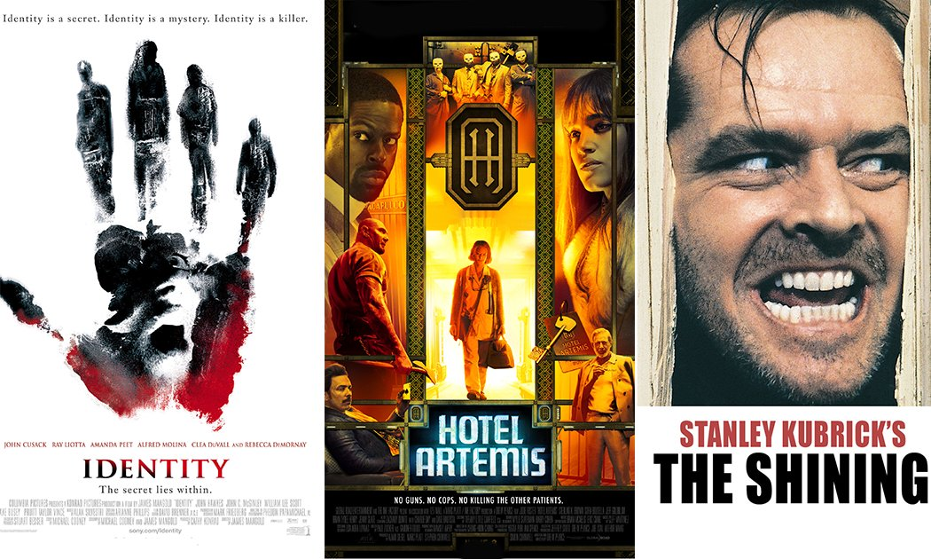 You May Check In – 5 Best Hotel Murder Movies