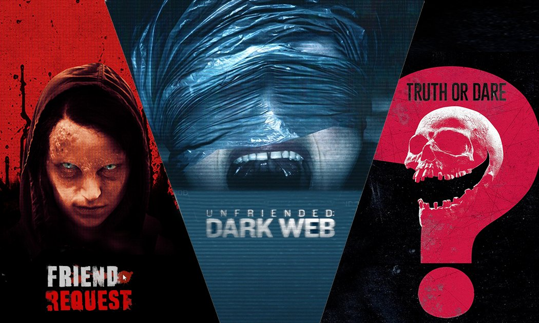 Horror With an Update- Horror Movies Involving Social Network
