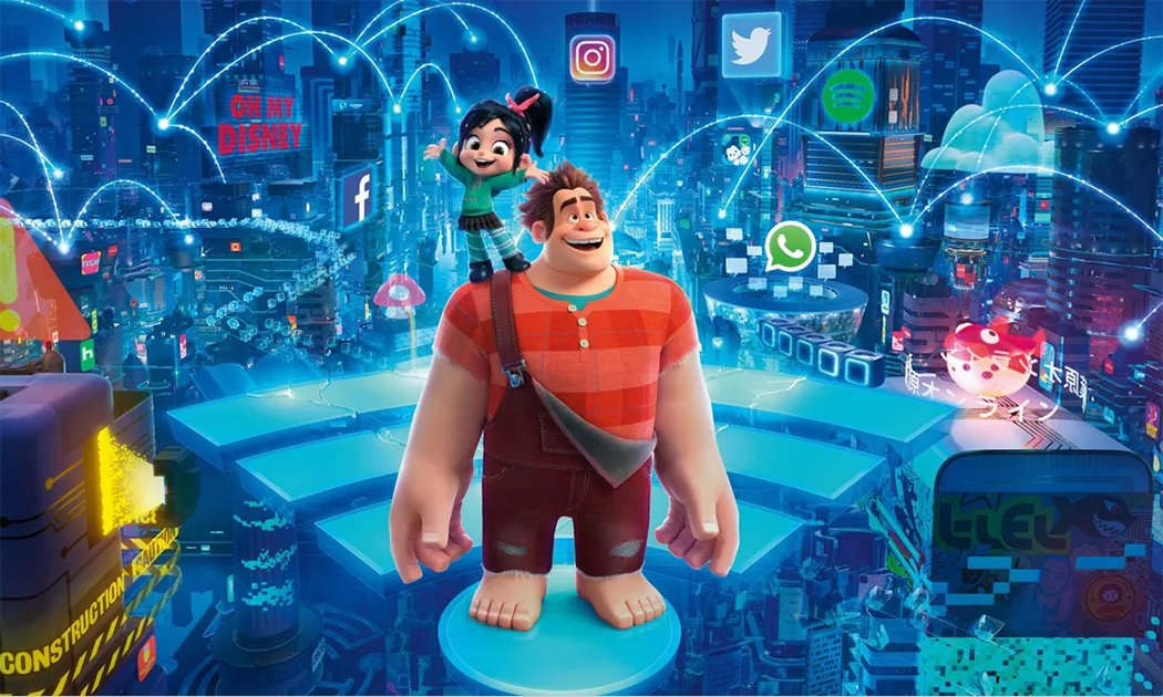 Did You Catch These Easter Eggs in Ralph Breaks The Internet?