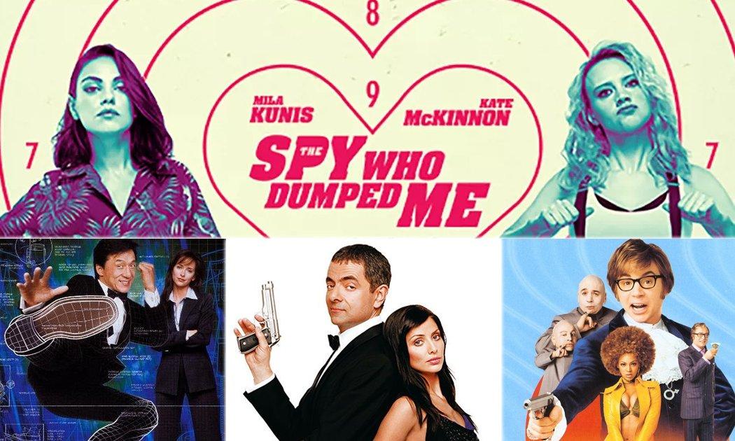 6 Parodi James Bond Paling Bikin Ngakak!