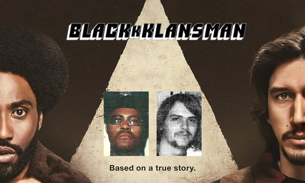 The Real Story Behind BlacKkKlansman