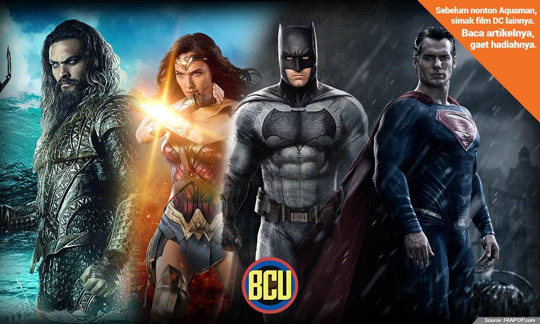Diam-diam Aquaman sudah Mengambil Peran sejak awal DC Universe