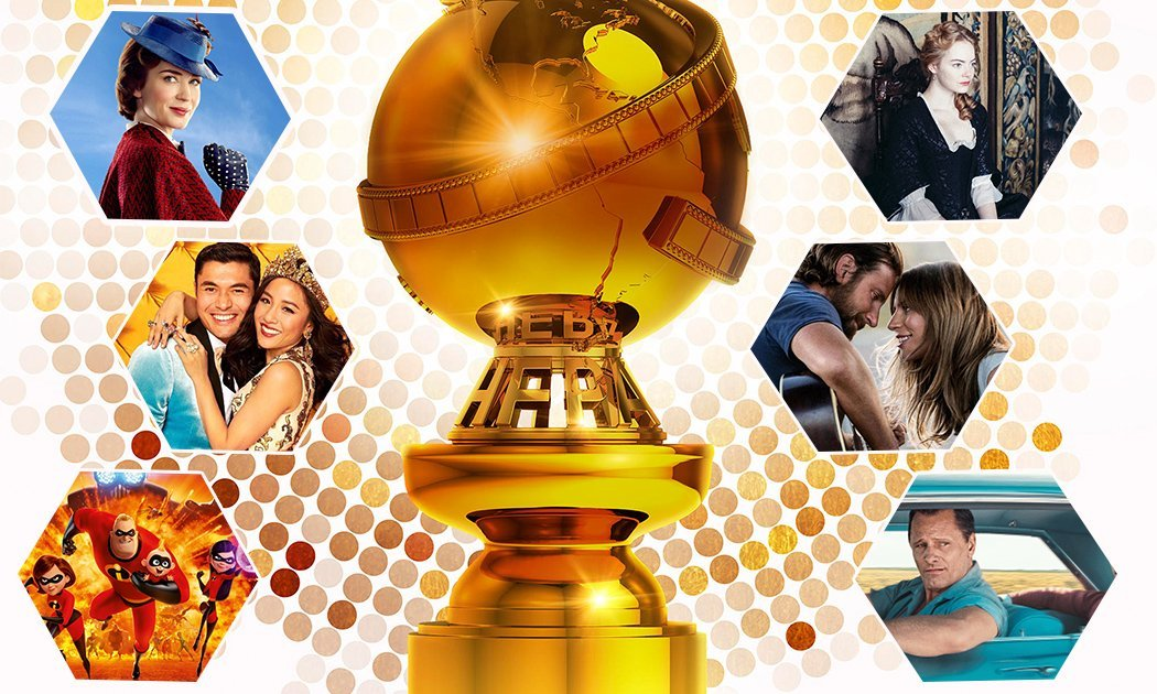 Golden Globes Nominations Are Out!