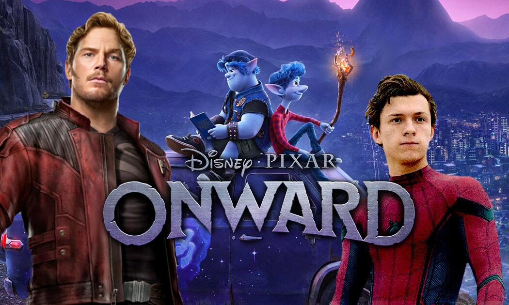 「星爵」+「蜘蛛人」聯手進皮克斯!化「聲」精靈兄弟尋老爸