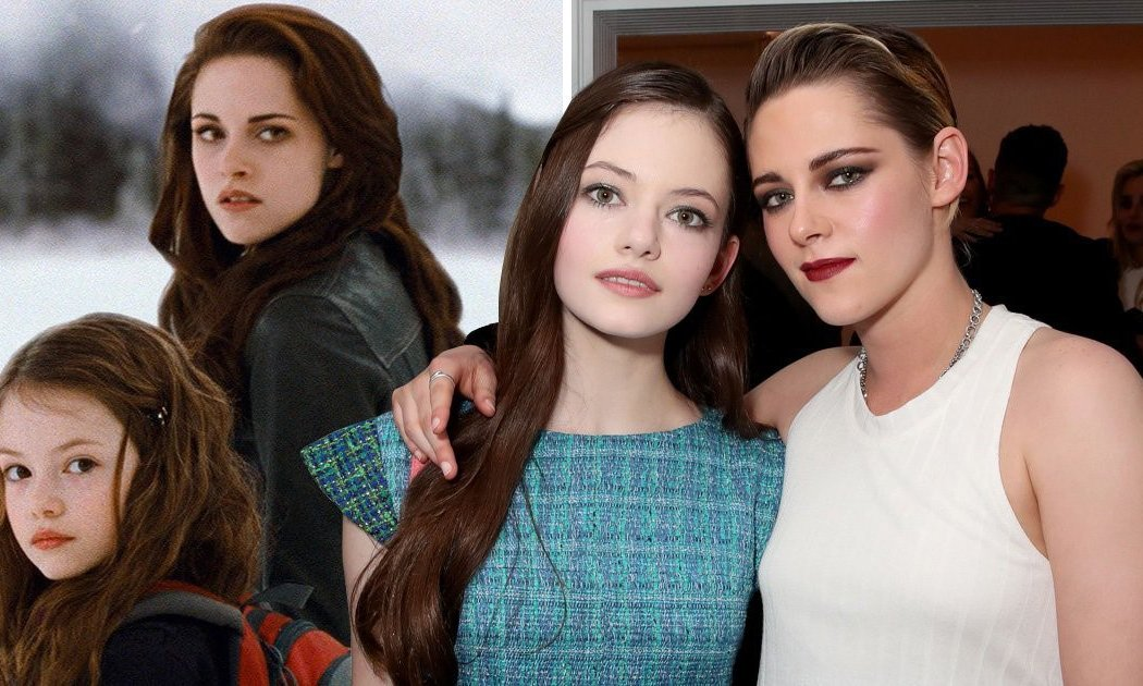 Twilight Cast: Then and Now