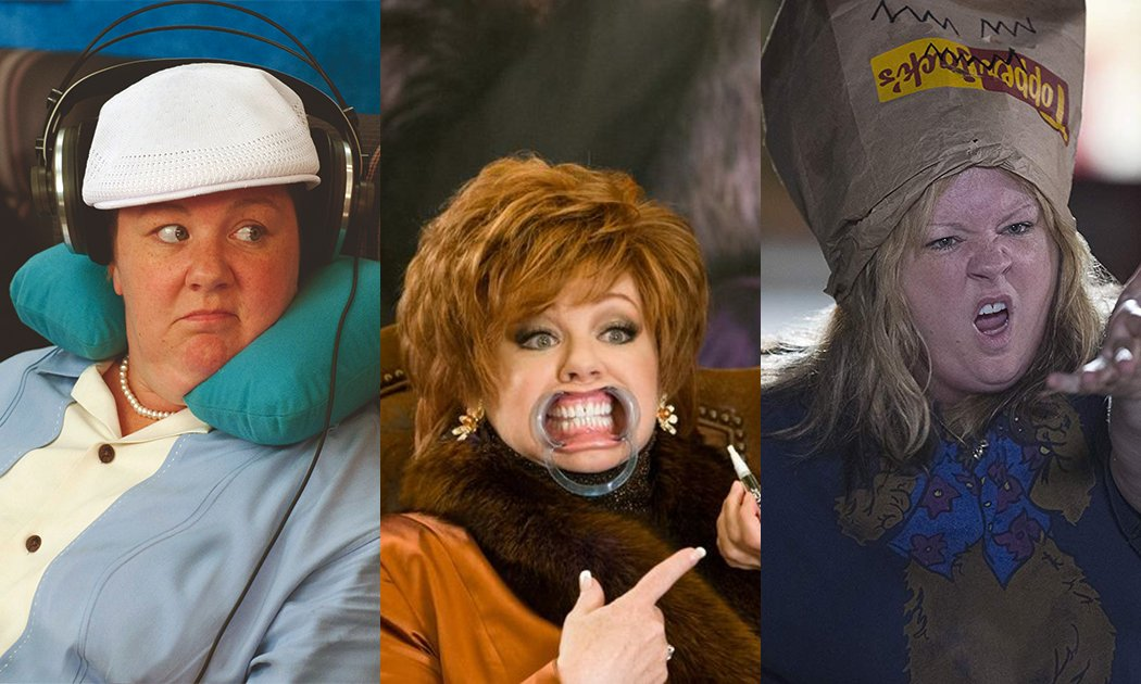 Melissa McCarthy's 5 Funniest Moments
