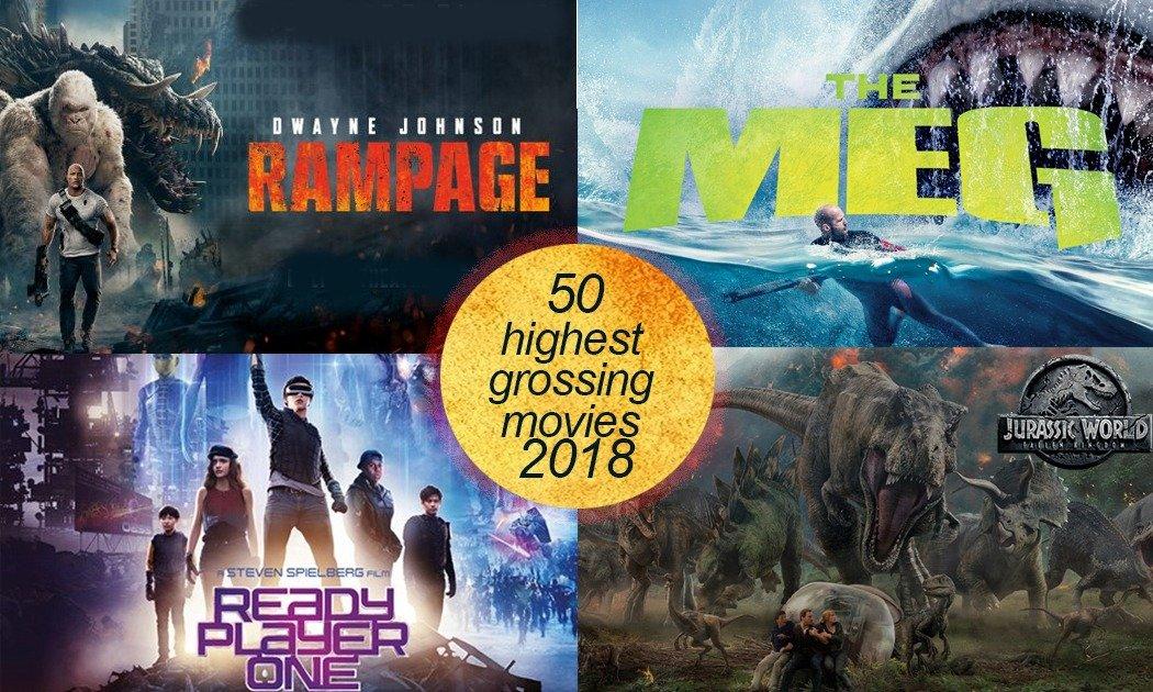 50 Film Terlaris 2018 dan Rekor Baru