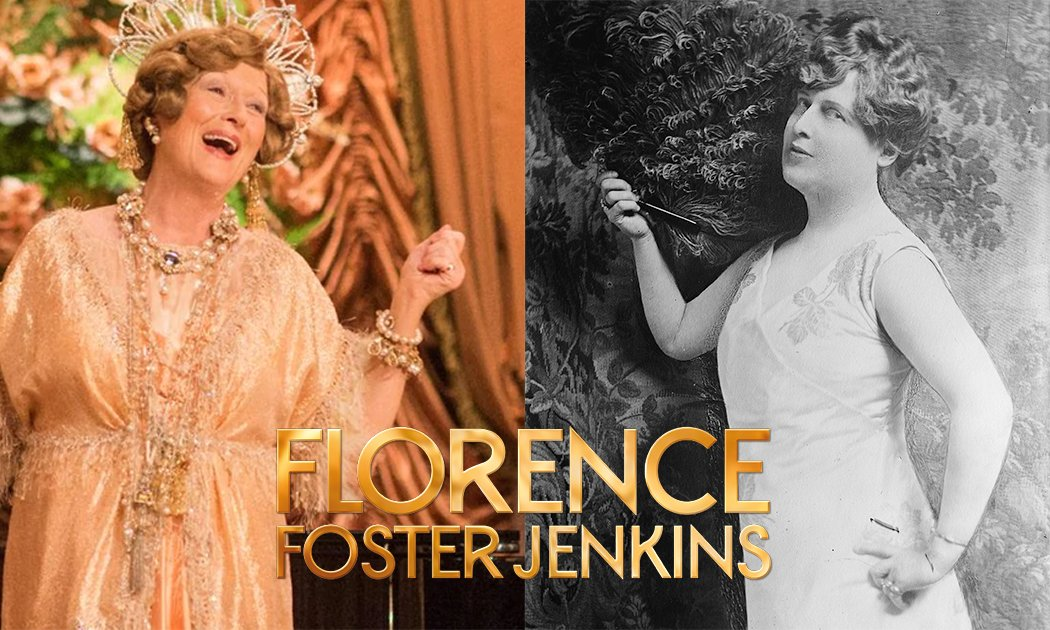 8 Reasons to love the Quirky Florence Foster Jenkins