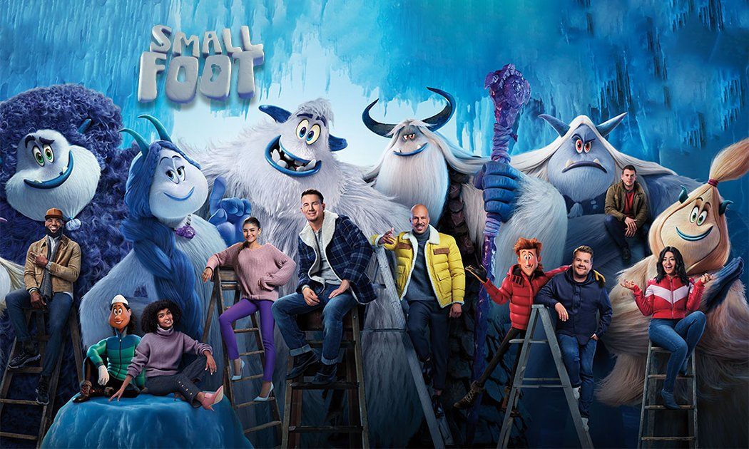 Go on an Icy Adventure Behind the Scenes of Smallfoot