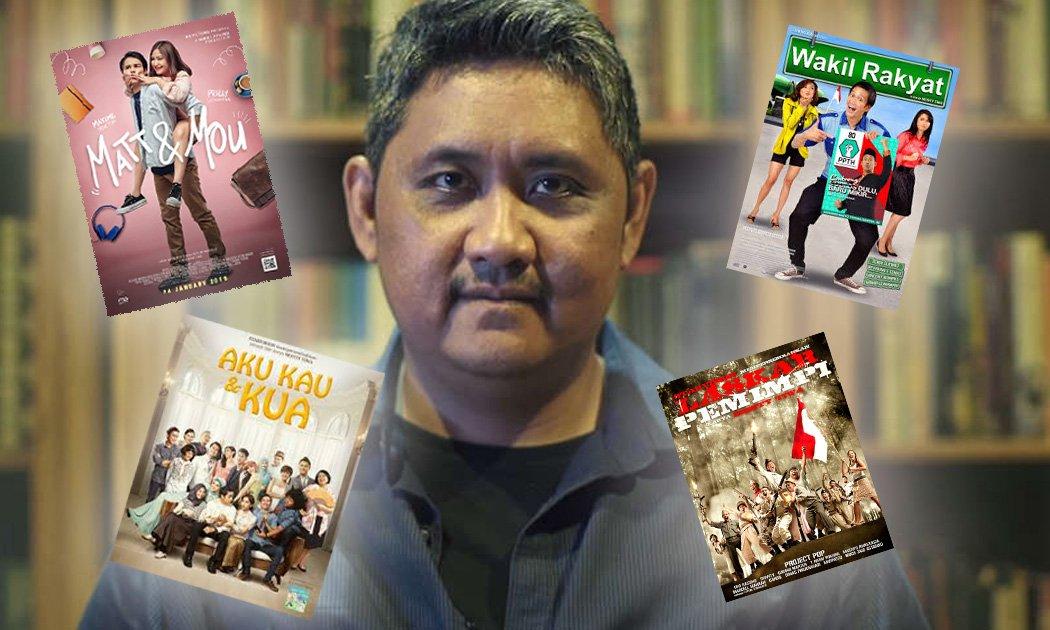 Monty Tiwa: Raja Komedi Lokal