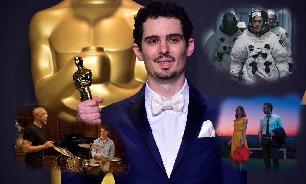DAMIEN CHAZELLE Selalu Bercinta dengan Oscar!