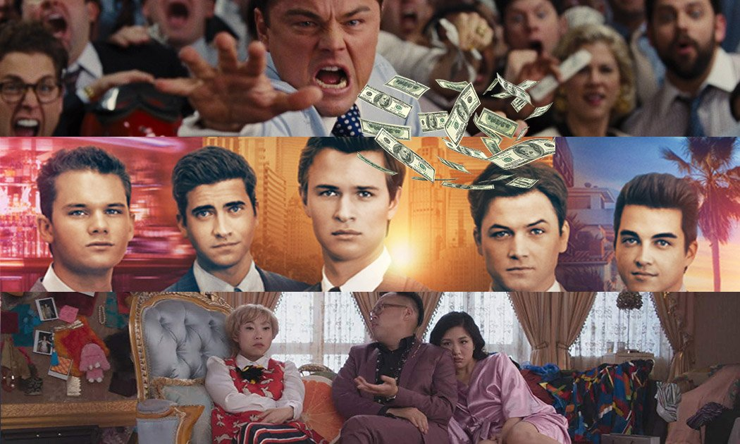 Mengejutkan, Problem Orang Kaya dalam Film!
