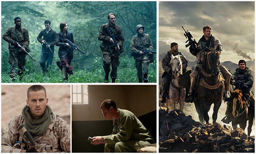 Unik dan Anehnya Karakter Tentara dalam Film