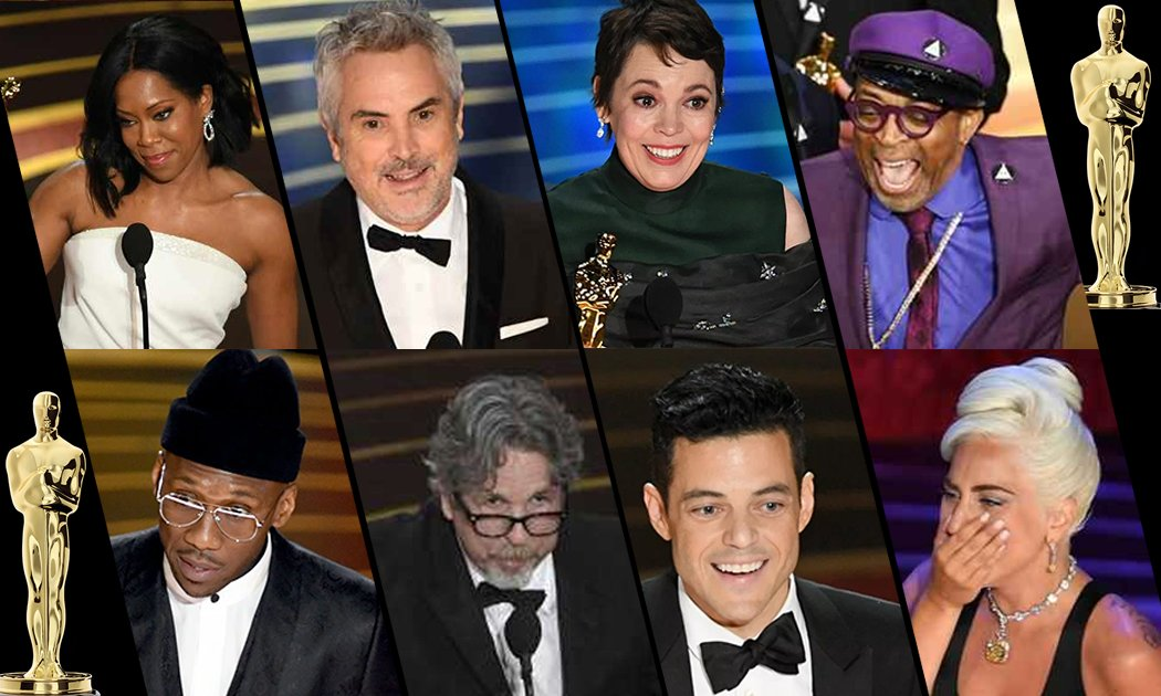 The Academy Has Never Been so Diverse - 2019 Oscars Results and Impressions!
