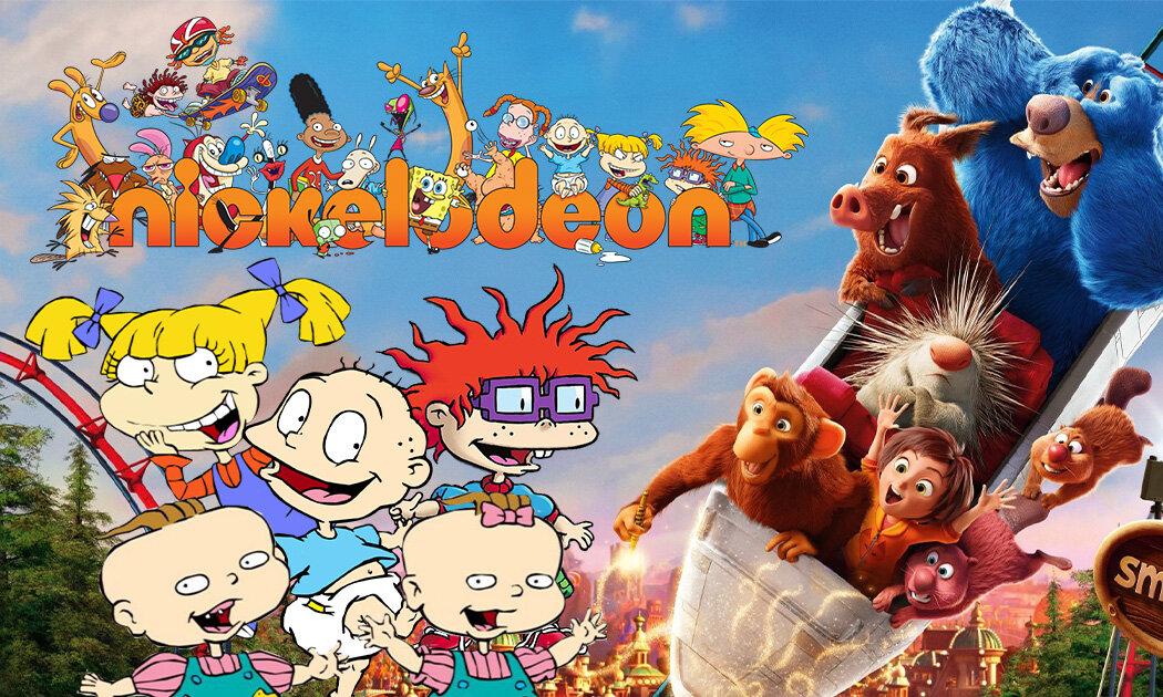 5 Animasi Keren Nickelodeon Wajib Tonton!
