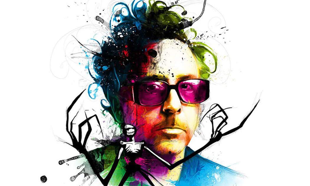 Tim Burton's Colour Palettes- From His Darkest to His Brightest Films