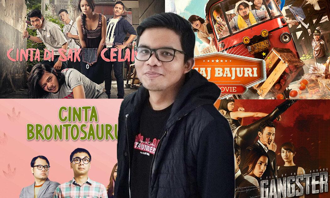 Penjelajahan Fajar Nugros: Dari Komedi ke Drama