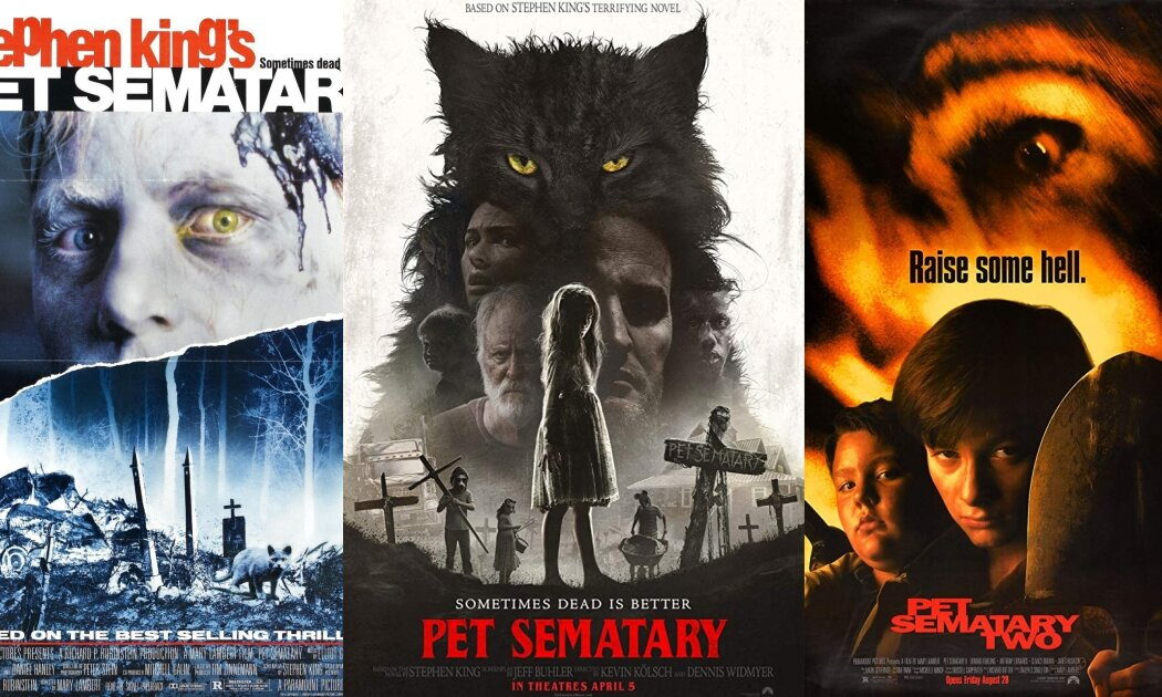 Know Your Pet Sematary- From Book to Screen