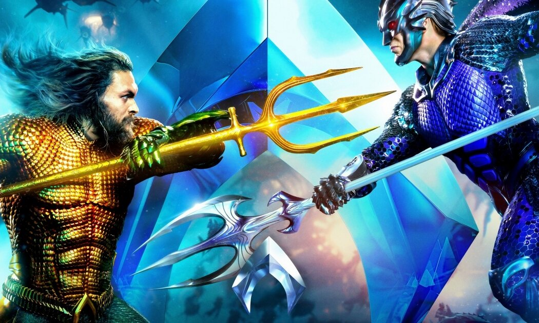Aquaman Action Design Breakdown