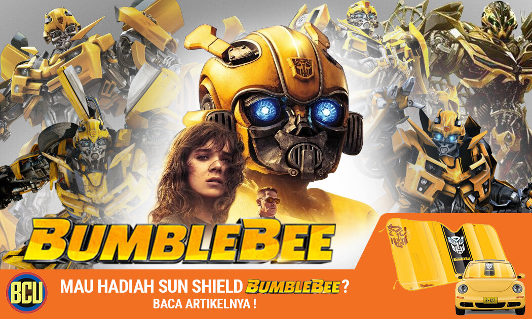 6 Poin Kunci 'Bumblebee' Jadi Film Transformers Terbaik
