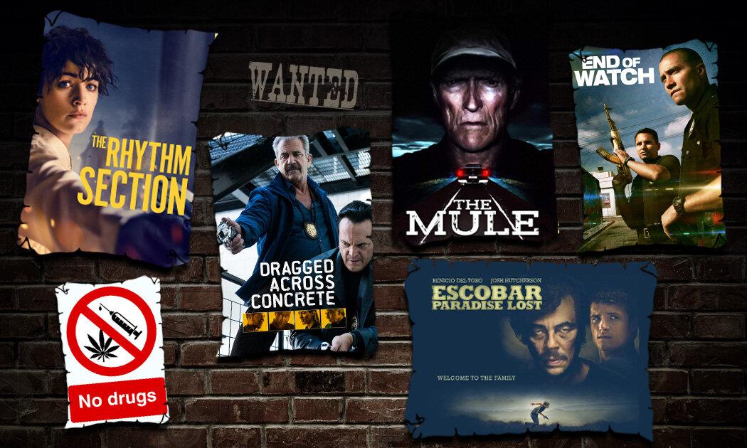 7 Film Menguak Bisnis Narkoba