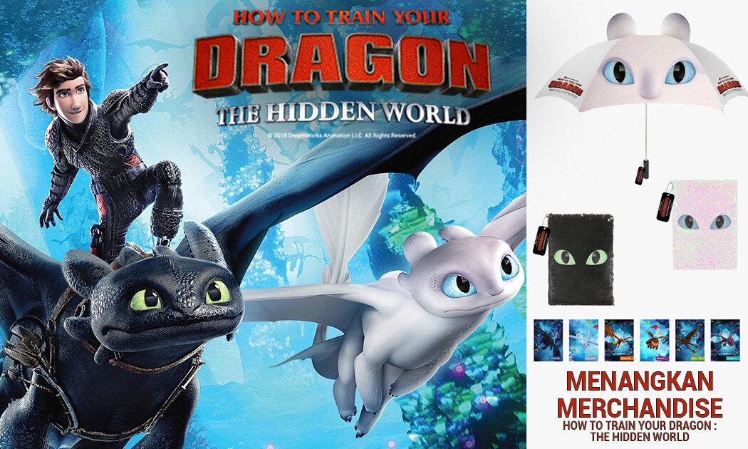 10 Rahasia Tak Terduga 'How to Train Your Dragon 3'