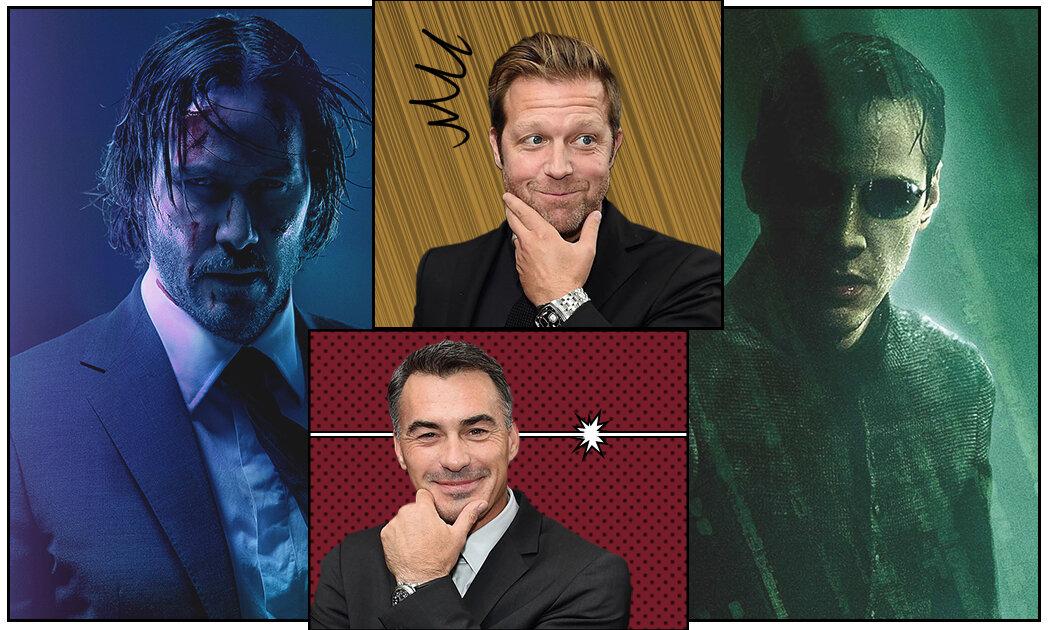 基哥、巨石都說讚! 《捍衛任務》+《駭客任務》幕後神拍檔殺出好萊塢票房傳奇