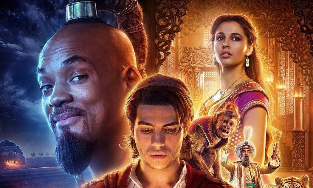 Meet the Cast of Aladdin!