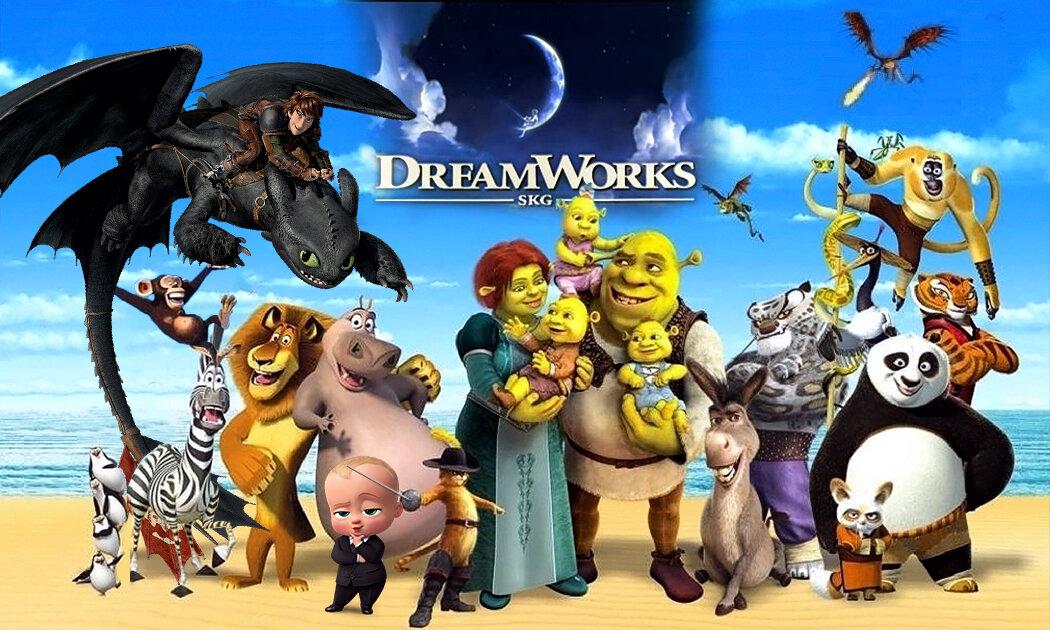 從《埃及王子》到《馴龍高手》:夢工廠動畫的前世今生