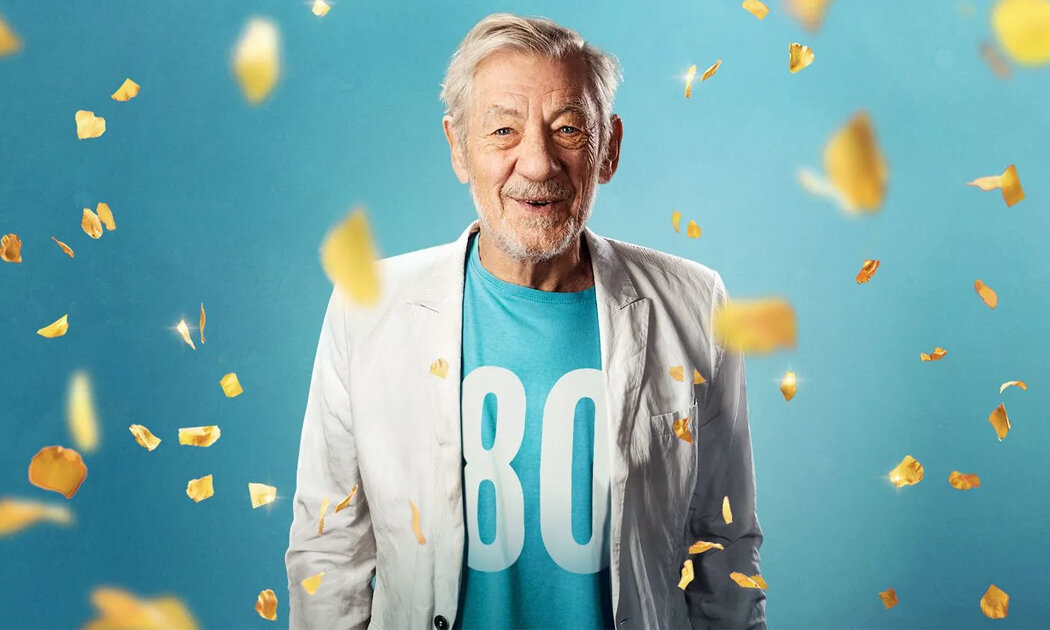 Celebrating 80 Years of Sir Ian McKellen