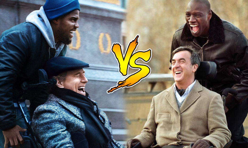 'The Upside' ala Amerika vs Prancis, Greget Mana?